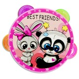Pandereta Best friends en bolsa